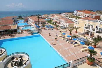 Atlantica Porto Bello Royal, Кос