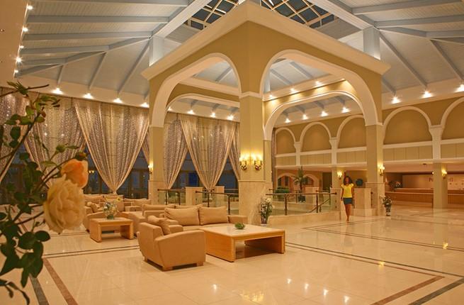Atlantica Porto Bello Royal, Кос