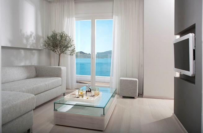 Patmos Aktis Suites and Spa Hotel, Патмос