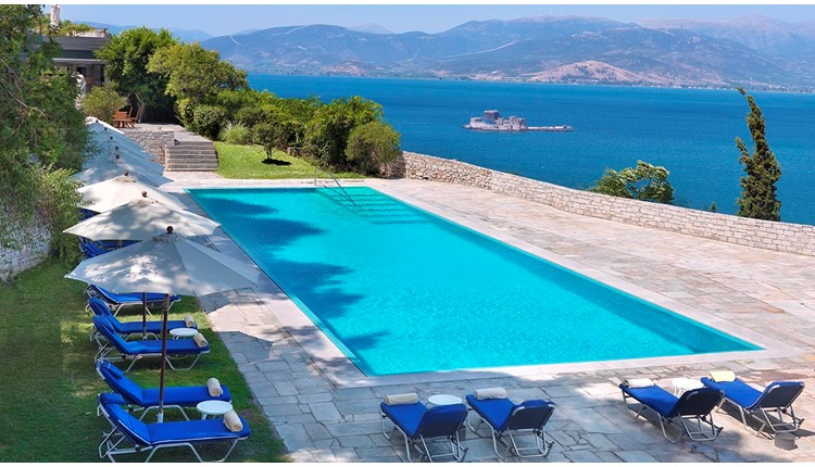Nafplia Palace Hotel and Villas, Пелопоннес