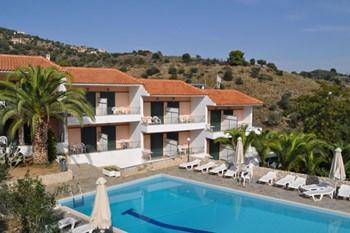 Phaistos Hotel, Пелопоннес