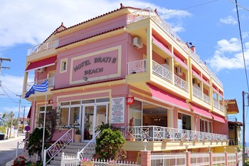 Brati 2 Beach Hotel, Пелопоннес