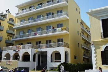Africa Hotel, Родос