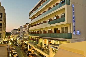 Atlantis City Hotel Rodos, Родос
