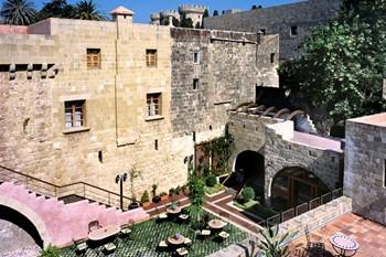 Avalon Boutique Hotel, Родос