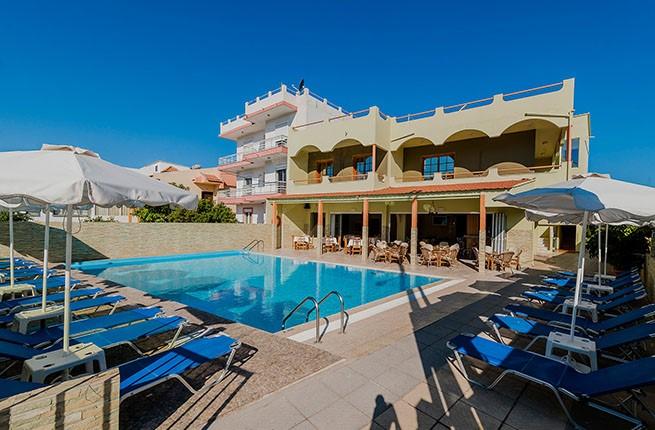 Esmeralda Hotel , Родос