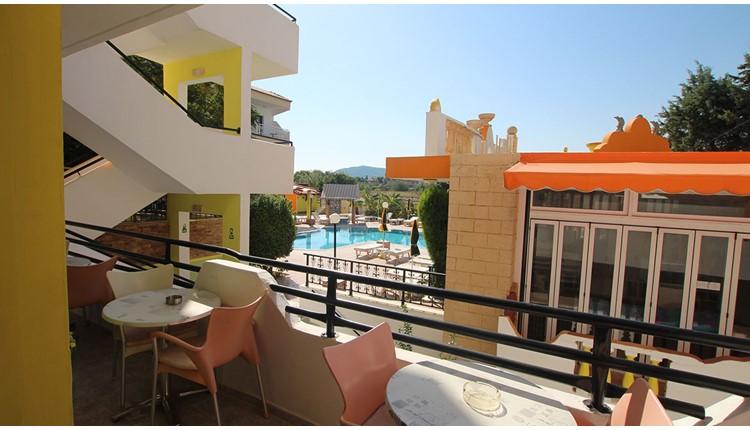 Grecian Fantasia Resort, Родос