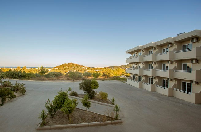 Hillside Studios and Apartments, Родос