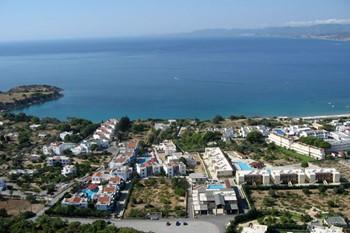 Island Blue Hotel, Родос