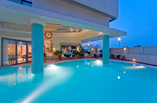 Mediterranean Hotel, Родос