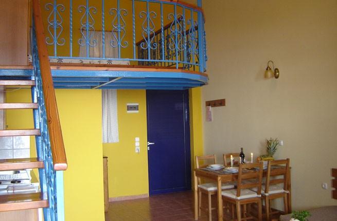 Paraktio Beach Apartments and Studios, Родос