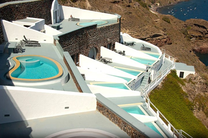 Ambassador Aegean Luxury Hotel and Suites, Santorini