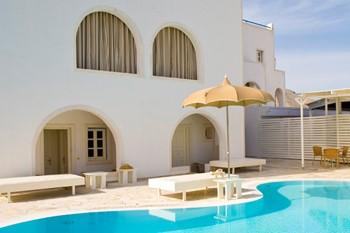 Anemos Beach Lounge Hotel, Санторини