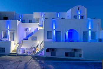 Azul Hotel, Санторини