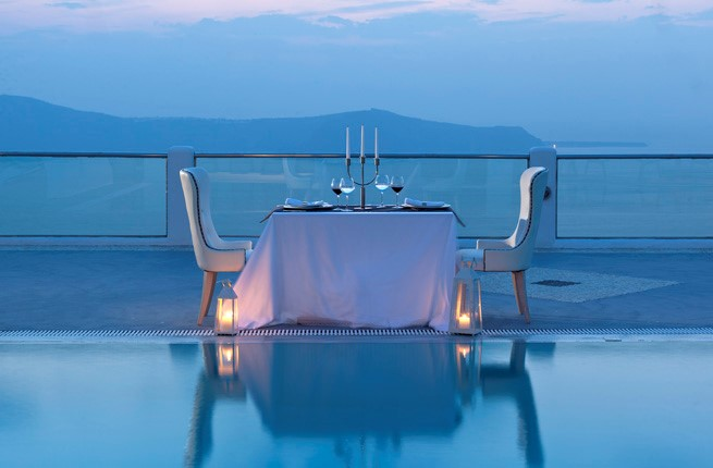 Belvedere Suites Hotel, Санторини