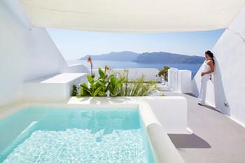 Kirini Suites & Spa Hotel, Санторини