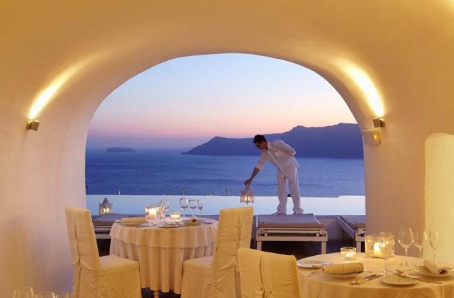 Kirini Santorini Hotel (ex. Kirini Suites & Spa), Санторини