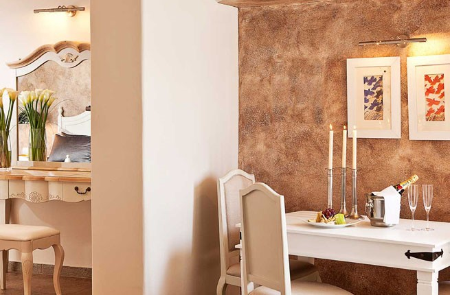 Petit Palace Suites Hotel, Санторини