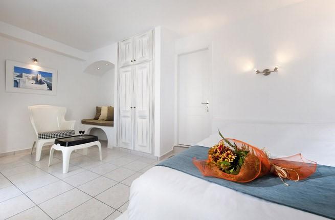 Regina Mare Hotel, Санторини