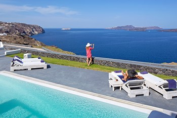 Santorini Princess Presidential Suites, Санторини