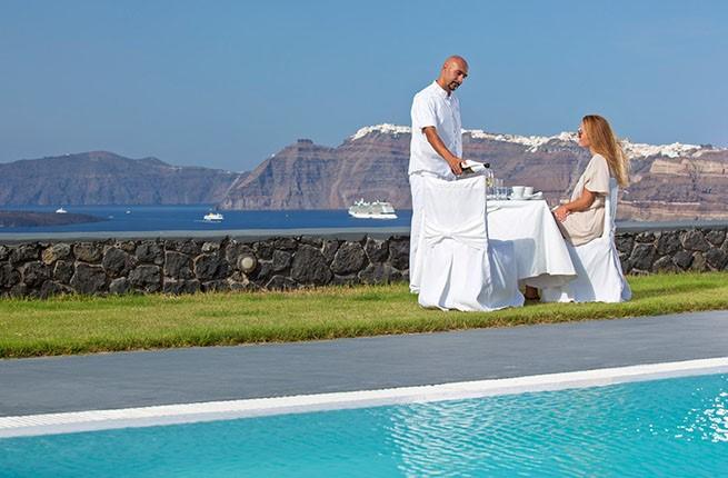 Santorini Princess Presidential Suites, Санторини