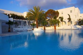 Thalassa Sea Side Resort & Suites, Санторини