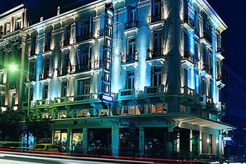 Minerva Premier Hotel, Салоники