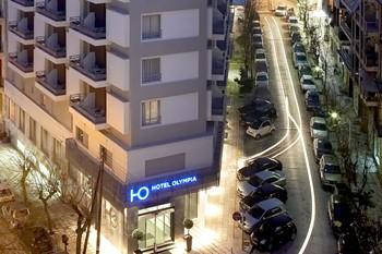 Olympia Hotel , Салоники