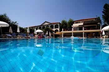 Castelli Hotel, Закинф
