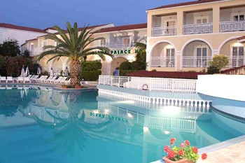 Diana Palace Hotel, Закинф