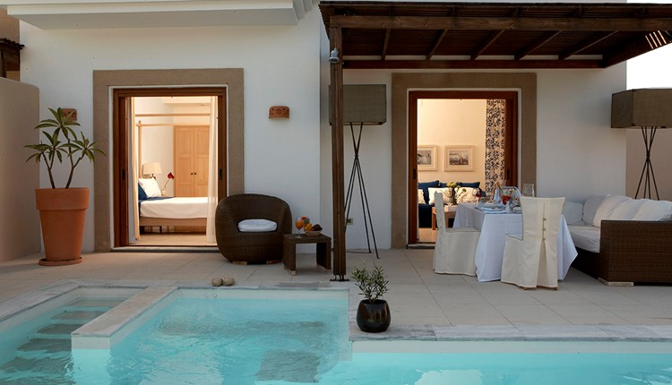 Suite River Passage Private Pool