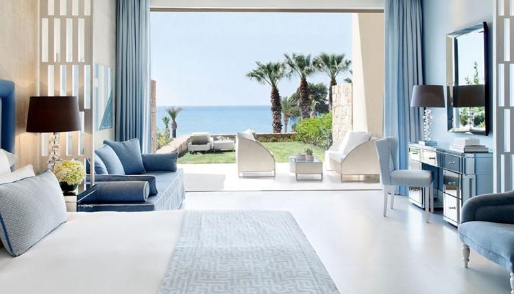 Junior Suite Private Garden Sea View