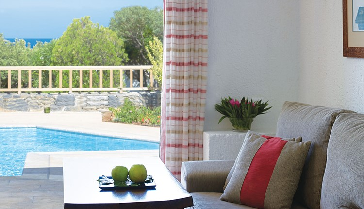 Superior Bungalow 2Bedrooms Sea View Private Pool
