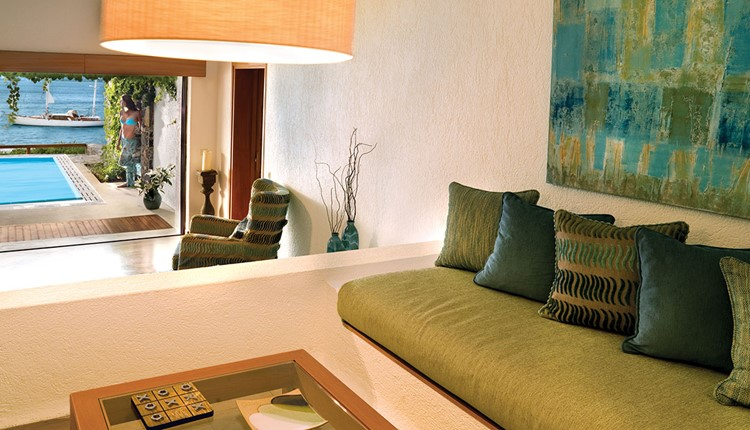 Presidential 2Bedroom Suite with Private Heated Pool