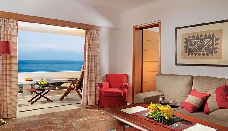 Superior Suite 1Bedroom Main Building Sea View