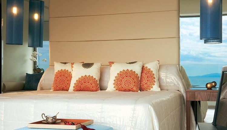 Luxury Room Side Sea View