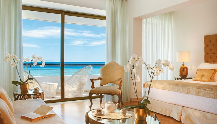 Famous - Palace Guest Room Panoramic Sea View