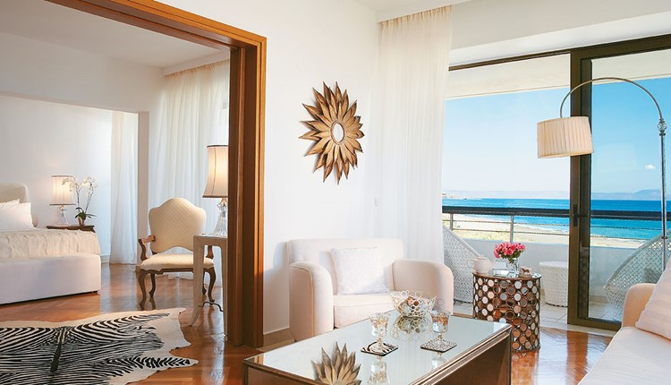 Famous - Palace Luxury Suite Panoramic Sea View
