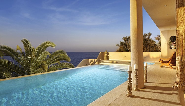 Royal 2Bedroom Villa with Private Pool Sea View