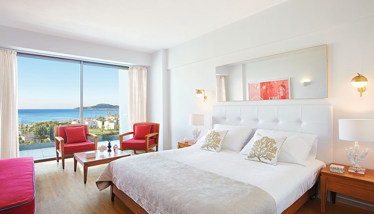 Double Room Side Sea View *G