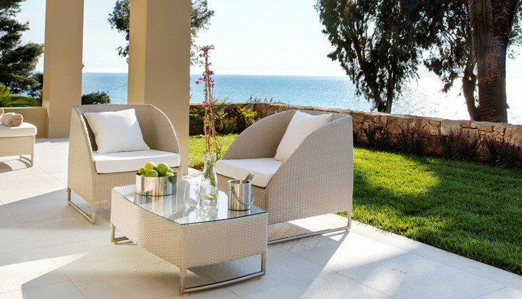 Two Bedroom Bungalow Suite Private Garden Sea View