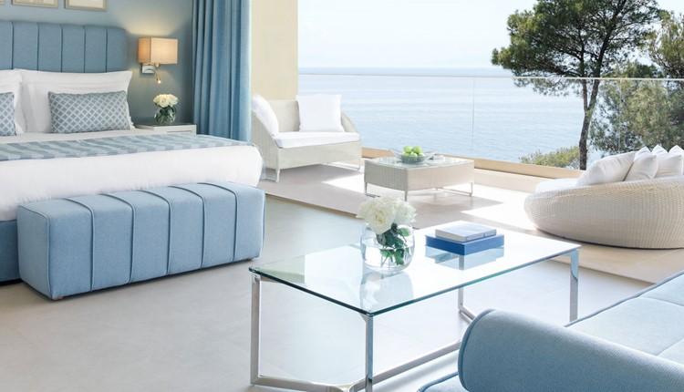Junior Suite Grand Balcony Sea View