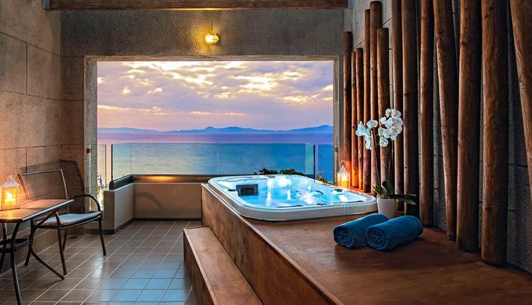 Aqua Deluxe Room Sea View