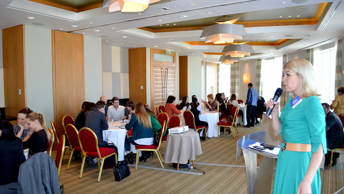 Theme Greek Seminar 2015 in Moscow