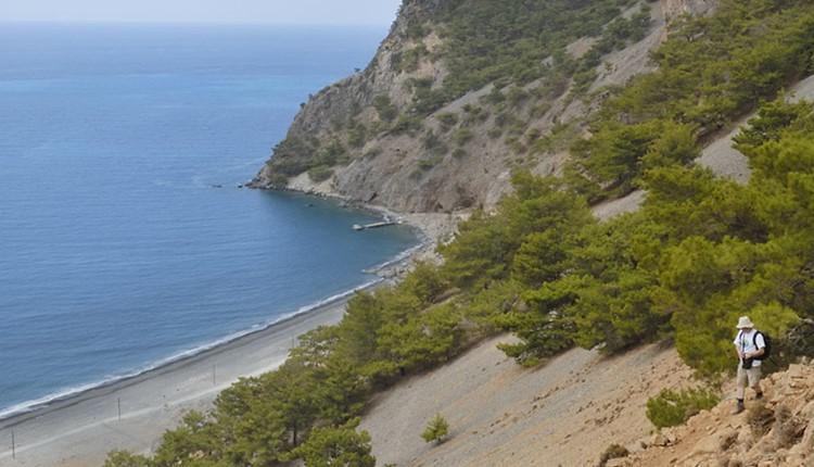 Ущелье Самарья, Крит
