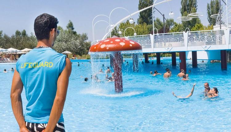Аквапарк Water Land, Халкидики