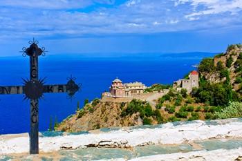 Паломнический круиз вокруг Святой Горы Афон, Халкидики