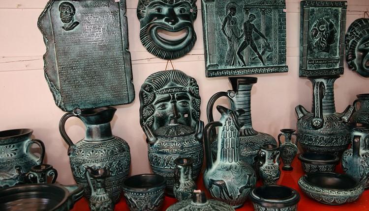 Линдос и семь источников, Родос