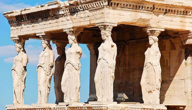 Афины, Акрополь и Новый музей Акрополя (Большие Афины), Афины