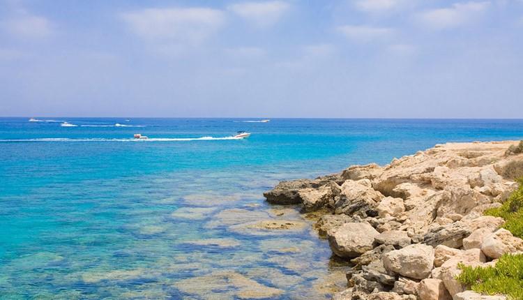 Лимасол-Ларнака-Протарас, Кипр